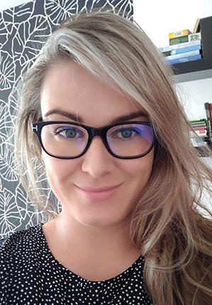 Alexandra, absolventka odboru Biomedicínske inžinierstvo na FEL