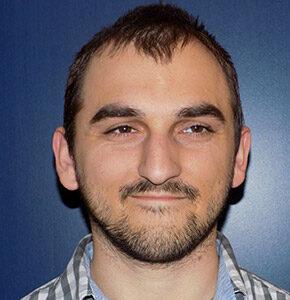 Tomáš, absolvent odboru Elektrotechnika