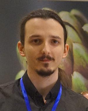 Andrej, absolvent odboru Multimediálne inžinierstvo